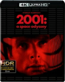 2001年宇宙の旅 日本語吹替音声追加収録版<4K ULTRA HD&HDデジタル・リマスター ブルーレイ>(3枚組) 【BLU-RAY DISC】