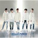 King & Prince / 君を待ってる 【初回限定盤A】 【CD Maxi】