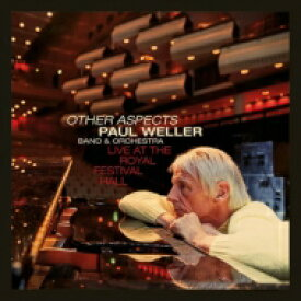【送料無料】 Paul Weller ポールウェラー / Other Aspects, Live At The Royal Festival Hall (2CD+DVD) 【CD】