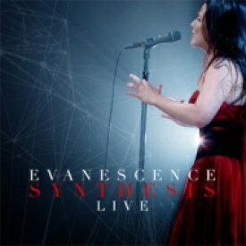 【送料無料】 Evanescence エバネッセンス / Synthesis Live 【SHM-CD】