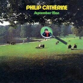 Philip Catherine フィリップカテリーン / September Man 【LP】