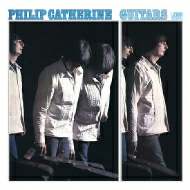 Philip Catherine フィリップカテリーン / Guitars 【LP】