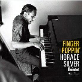 Horace Silver ホレスアンディ / Finger Poppin (180グラム重量盤レコード / Jazz Images) 【LP】