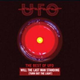 【送料無料】 U.F.O. ユーエフオー / Best Of Ufo: Will The Last Man Standing (Turn Out The Lights): 輸入盤 【CD】