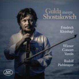 【送料無料】 グルダ、フリードリヒ(1930-2000) / Cello Concerto: Kleinhapl(Vc) Piehlmayer / Wiener Concert-verein +shostakovich: Suite 輸入盤 【SACD】