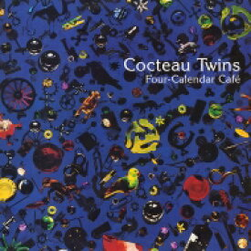 Cocteau Twins コクトーツインズ / Four Calender Cafe (7thアルバム) 【LP】