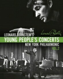 【送料無料】 Bernstein バーンスタイン / レナード・バーンスタイン/ヤング・ピープルズ・コンサート Vol.2(4BD)(日本語字幕付) 【BLU-RAY DISC】