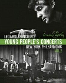 【送料無料】 Bernstein バーンスタイン / レナード・バーンスタイン/ヤング・ピープルズ・コンサート Vol.2(4BD)(日本語字幕・解説付) 【BLU-RAY DISC】