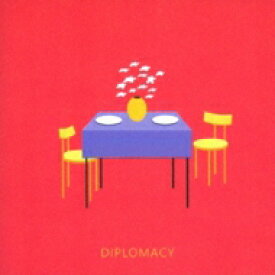 Kakkmaddafakka / Diplomacy 【CD】
