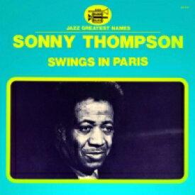 Sonny Thompson / Swings In Paris 【CD】