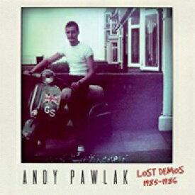 Andy Pawlak / Lost Demos 1985-1986 輸入盤 【CD】