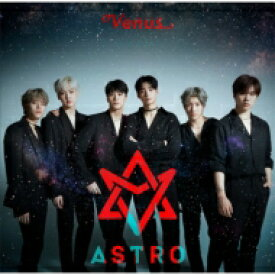 【送料無料】 ASTRO (Korea) / Venus 【初回限定盤A】   【CD】