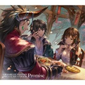 【送料無料】 GRANBLUE FANTASY ORIGINAL SOUNDTRACKS Promise 【CD】