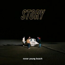 never young beach / STORY 【完全生産限定盤】(アナログレコード) 【LP】