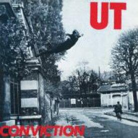 【送料無料】 Ut / Conviction 輸入盤 【CD】