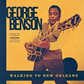 George Benson ジョージベンソン / Walking To New Orleans (180グラム重量盤レコード) 【LP】