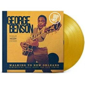 George Benson ジョージベンソン / Walking To New Orleans (カラーヴァイナル仕様 / 180グラム重量盤レコード) 【LP】