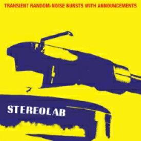 【送料無料】 Stereolab ステレオラブ / Transient Random-noise Bursts With Announcements (Expanded: Edition) <国内仕様盤> 輸入盤 【CD】