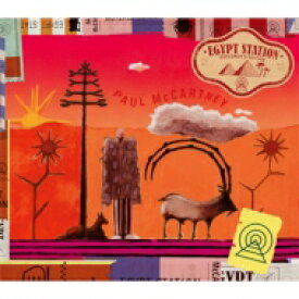 【送料無料】 Paul Mccartney ポールマッカートニー / Egypt Station (Explorers Edition) 【SHM-CD】