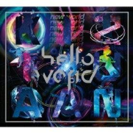 【送料無料】 Kizuna AI / 《Loppi・HMV・mu-mo限定盤》 hello, world (11CD+DVD) 【CD】