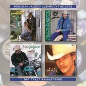 【送料無料】 Alan Jackson アランジャクソン / Here In The Real World / Don't Rock The Jukebox 輸入盤 【CD】