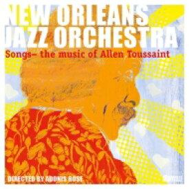 Allen Toussaint / New Orleans Jazz Orchestra / Music Of Allen Toussaint 輸入盤 【CD】