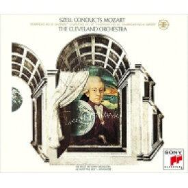 【送料無料】 Mozart モーツァルト / 交響曲第28番、第33番、第35番、第39番、第40番、第41番、セレナード第9番、第13番、他 ジョージ・セル&クリーヴランド管弦楽団(3SACD) 【SACD】