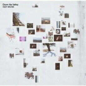 【送料無料】 NOT WONK / Down the Valley 【初回限定盤】 【CD】