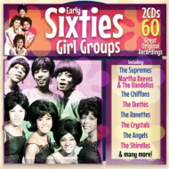 Early Sixties Girl Groups 輸入盤 【CD】