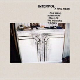 Interpol インターポール / A Fine Mess 【CD】