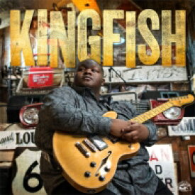Christone Kingfish Ingram / Kingfish 【CD】