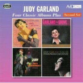 Judy Garland ジュディガーランド / Four Classic Albums Plus 輸入盤 【CD】