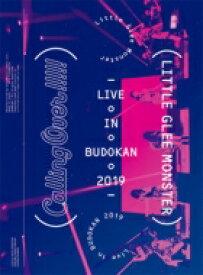 【送料無料】 Little Glee Monster / Little Glee Monster Live in BUDOKAN 2019〜Calling Over!!!!! 【初回生産限定盤】(Blu-ray) 【BLU-RAY DISC】
