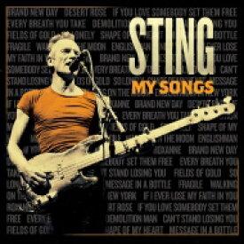 【送料無料】 Sting スティング / My Songs (2枚組アナログレコード) 【LP】