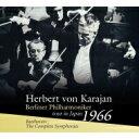 【送料無料】 Beethoven ベートーヴェン / 交響曲全集 ヘルベルト・フォン・カラヤン&ベルリン・フィル(1966年東京…