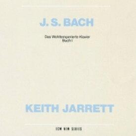 【送料無料】 Bach, Johann Sebastian バッハ / 平均律クラヴィーア曲集 第1巻 キース・ジャレット(ピアノ)(2CD) 【Hi Quality CD】