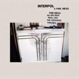 Interpol インターポール / A Fine Mess 輸入盤 【CD】
