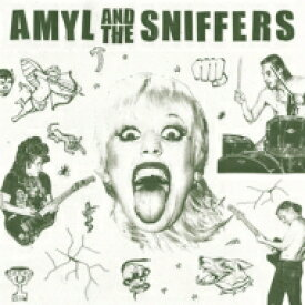 Amyl & The Sniffers / Amyl & The Sniffers 【CD】