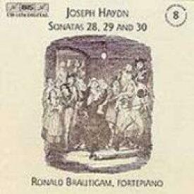 【送料無料】 Haydn ハイドン / Complete Piano Sonatas Vol.8 28-30: Brautigam(Fp) 輸入盤 【CD】