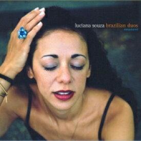 Luciana Souza ルシアーナスーザ / Brazilian Duos 輸入盤 【CD】