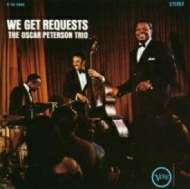 Oscar Peterson オスカーピーターソン / We Get Requests (180グラム重量盤アナログレコード / VITAL VINYL LP) 【LP】