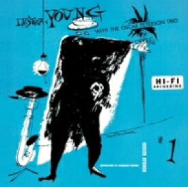 Lester Young / Oscar Peterson / President Plays With The Oscar Peterson Trio (180グラム重量盤アナログレコード / VITAL VINYL LP) 【LP】