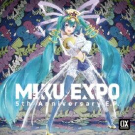 【送料無料】 初音ミク ハツネミク / HATSUNE MIKU EXPO 5th Anniversary E.P. 【CD】