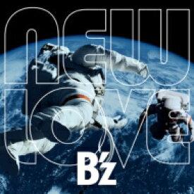 【送料無料】 B'z / NEW LOVE 【初回生産限定盤】(CD+オリジナルTシャツ) 【CD】