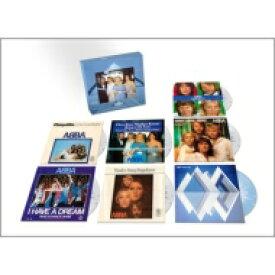 """【送料無料】 ABBA アバ / Voulez-vous (カラーヴァイナル仕様 / 7枚組アナログシングルレコード / BOXセット) 【7""""""""Single】"""
