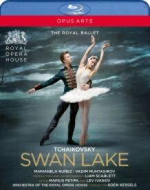 バレエ&ダンス / 『白鳥の湖』リアム・スカーレット版 英国ロイヤル・バレエ、マリアネラ・ヌニェス、ワディム・ムンタギロフ(2017) 【BLU-RAY DISC】
