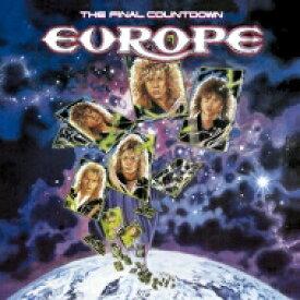 Europe ヨーロッパ / Final Countdown 【CD】