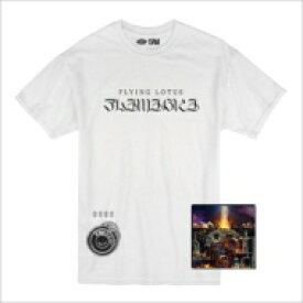 【送料無料】 Flying Lotus フライングロータス / FLAMAGRA 【Tシャツ付き限定盤】<CD+Tシャツ(L)> 【CD】
