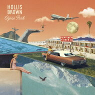 Hollis Brown / Ozone Park 【LP】