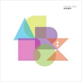 【送料無料】 A Certain Ratio アサーテインラティオ / Acr Box 輸入盤 【CD】